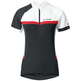 VAUDE Pro II Bike Jersey Shortsleeve Women white/black